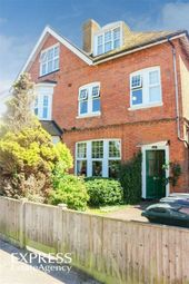Thumbnail 3 bed flat for sale in Cantelupe Road, Bexhill-On-Sea, East Sussex