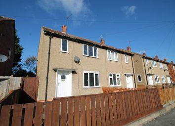Thumbnail 2 bed semi-detached house for sale in Lincoln Drive, Willington, Crook