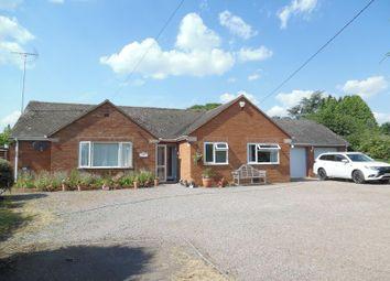 Thumbnail 4 bed bungalow for sale in Robinscroft, Sandfields, Bromsberrow Heath, Ledbury, Gloucestershire