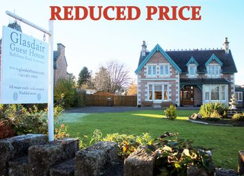 Thumbnail Hotel/guest house for sale in Glasdair House, 2 Ballifeary Road, Inverness