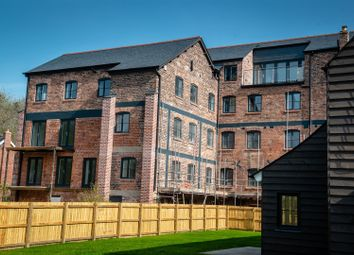 Thumbnail 2 bed flat for sale in 4 Mytton Mill, Forton Heath, Shrewsbury