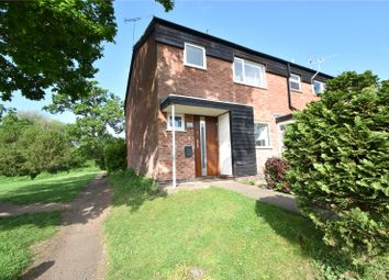 Thumbnail 3 bed end terrace house for sale in Oakham Drive, Droitwich Spa, Worcestershire