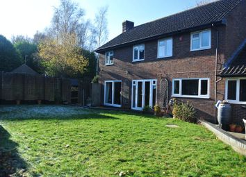 Thumbnail 4 bed detached house to rent in Higher Mead, Lychpit, Basingstoke