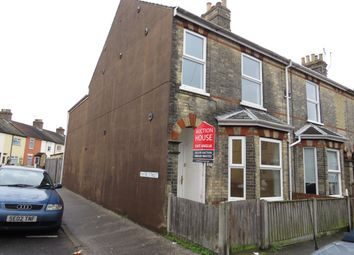 Thumbnail 3 bed property to rent in Salisbury Road, Lowestoft