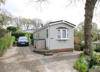 Thumbnail 1 bed mobile/park home for sale in Bittaford Wood, Bittaford, Ivybridge