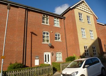 Thumbnail 3 bed terraced house for sale in Palmerston Road, Ipswich