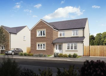 "Thumbnail 5 bed town house for sale in ""The Rowallan"" at Capelrig Road, Newton Mearns, Glasgow"