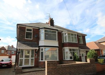 Thumbnail 3 bed semi-detached house for sale in St. Aidan Road, Bridlington