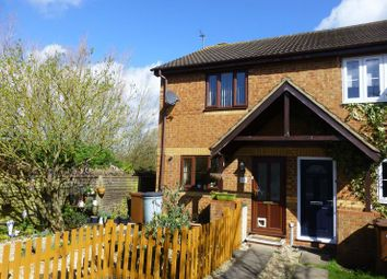 Thumbnail 2 bed terraced house for sale in Heron Drive, Bicester