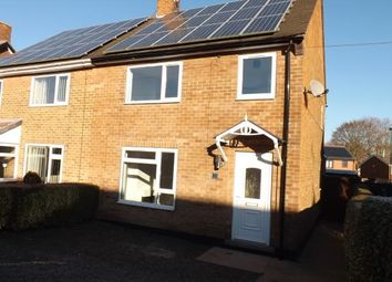 Thumbnail 3 bed semi-detached house for sale in Bainton Grove, Clifton, Nottingham