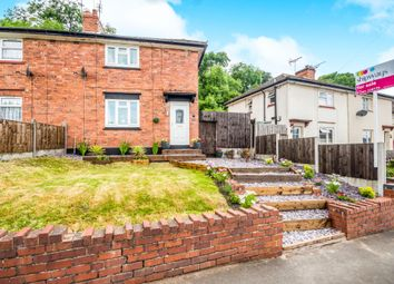 Thumbnail 2 bed semi-detached house for sale in Linwood Road, Dudley
