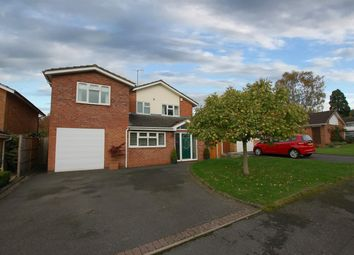Thumbnail 4 bed detached house for sale in Ferndale Park, Pedmore