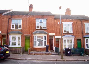 Thumbnail 5 bed terraced house to rent in Lorne Road, Leicester