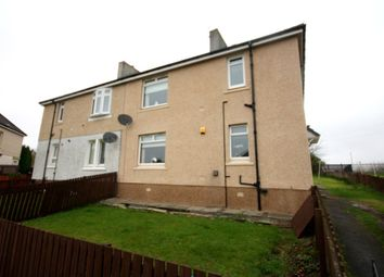 Thumbnail 2 bedroom flat to rent in Bent Crescent, Uddingston, Glasgow