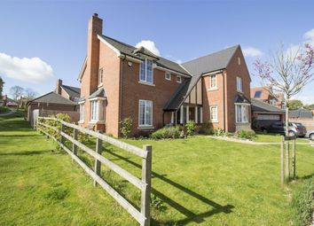 Thumbnail 5 bed detached house for sale in Mulberry Court, Hartley Wintney, Hook