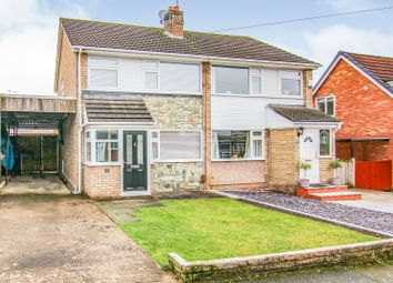 3 bed semi-detached house for sale in Somerville Close, Bromborough, Wirral CH63