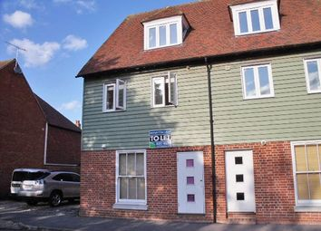 Thumbnail 2 bed town house to rent in Tower Way, Canterbury