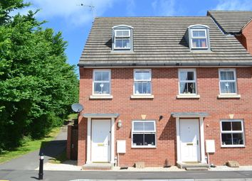 Thumbnail 3 bed end terrace house for sale in Peach Pie Street, Wincanton, Somerset