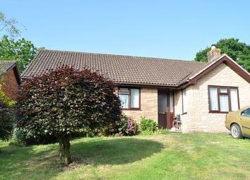 Thumbnail 3 bed detached bungalow for sale in Eastfield Orchard, Uffculme, Cullompton