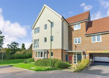 Thumbnail 2 bed flat for sale in Hawkins Road, Haywards Heath, West Sussex