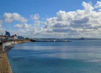 Thumbnail 1 bed flat for sale in East Terrace, Penzance