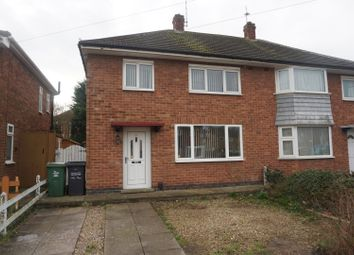 3 bed semi-detached house for sale in Ferndale Road, Leicester LE4