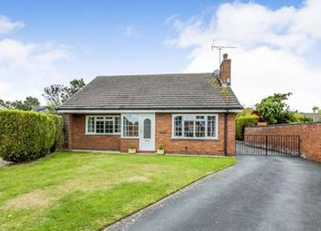 Thumbnail 3 bed bungalow for sale in Woodcott Close, Hough, Crewe, Cheshire