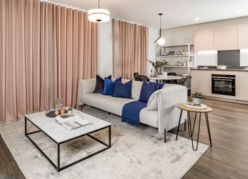 Thumbnail 2 bed flat for sale in North End Road, Wembley, London
