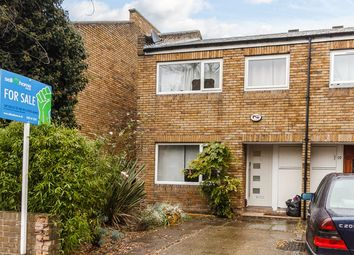 Thumbnail 3 bed end terrace house for sale in Garrick Close, London