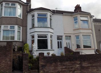 Thumbnail 3 bed terraced house for sale in Richmond Road, Abertillery