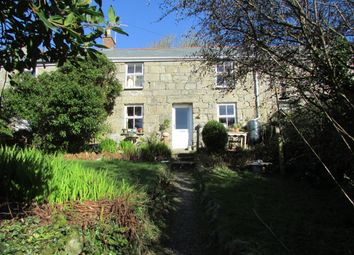 Thumbnail 3 bed terraced house to rent in Lelant Downs, Hayle