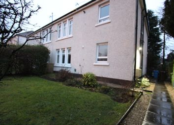Thumbnail 2 bedroom flat to rent in Hill Avenue, Newton Mearns, Glasgow