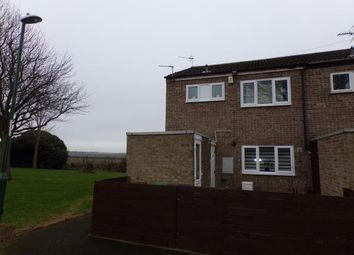 Thumbnail 3 bed end terrace house for sale in Silbury Close, Clifton, Nottingham