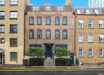Thumbnail 5 bed terraced house for sale in Whites Row, London