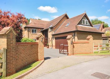 Thumbnail 5 bedroom detached house for sale in Longford Place, Lower Pennington Lane, Lymington