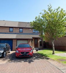 Thumbnail 3 bed semi-detached house for sale in Beresford Grove, Stanecastle, Irvine