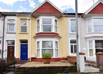 Thumbnail 3 bed terraced house for sale in Glanmor Road, Sketty, Swansea