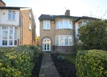 Thumbnail 4 bedroom semi-detached house to rent in Longfield Avenue, London