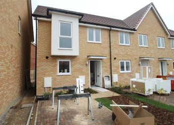 Thumbnail 2 bed end terrace house for sale in Richardson Way, Littlehampton, West Sussex