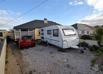 Thumbnail 2 bed semi-detached bungalow for sale in Barton Avenue, Paignton, Devon