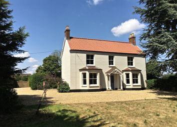Thumbnail 4 bed farmhouse to rent in Morley St Botolph, Wymondham