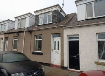 Thumbnail 2 bed cottage for sale in Broomhill Street, Amble, Morpeth