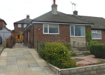 Thumbnail 2 bed semi-detached bungalow for sale in Knox Way, Harrogate