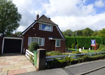 Thumbnail 2 bed detached house for sale in Shirley Close, Hazel Grove, Stockport