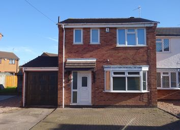 Thumbnail 3 bed semi-detached house for sale in Lime Avenue, Groby