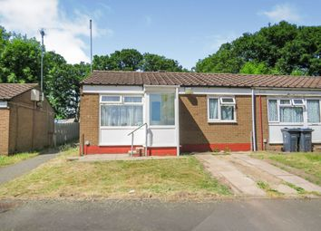 Thumbnail 1 bedroom semi-detached bungalow for sale in Wellcroft Road, Hodge Hill, Birmingham