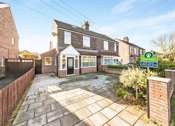 Thumbnail 3 bed semi-detached house for sale in Trunk Road, Eston, Middlesbrough