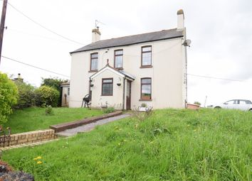 Thumbnail 3 bed farmhouse for sale in Henllys, Cwmbran