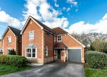 Thumbnail 4 bed detached house for sale in Blamire Drive, Bracknell, Berkshire