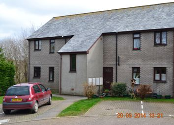 Thumbnail 2 bed flat to rent in Pavlova Close, Heathlands Road, Liskeard